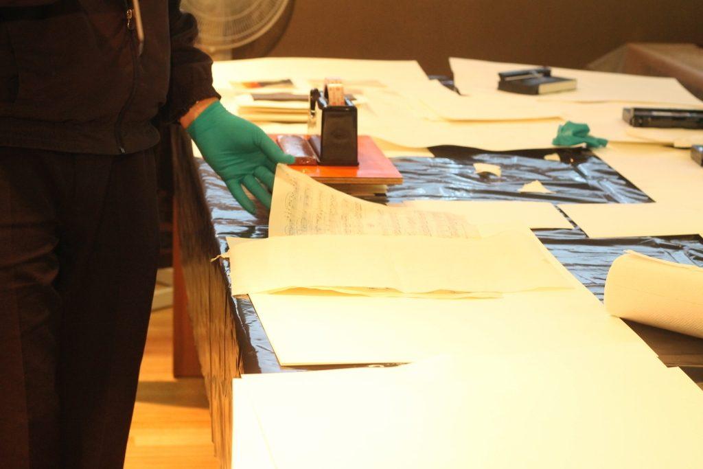 Disaster management workshop SLQ
