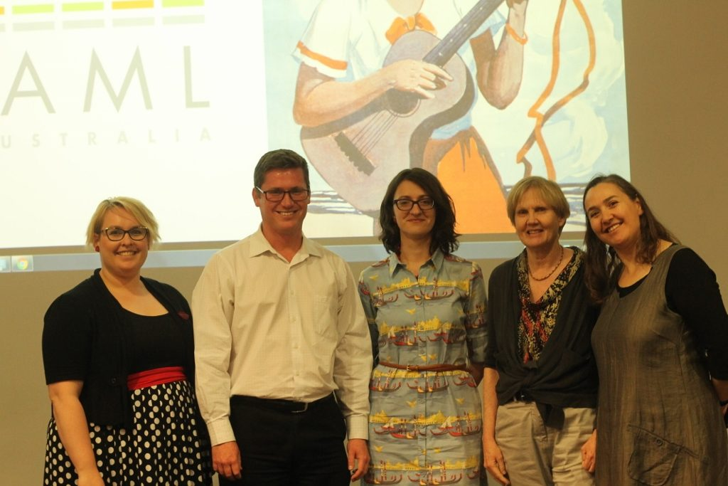 IAML Australia Executive 2016-2017