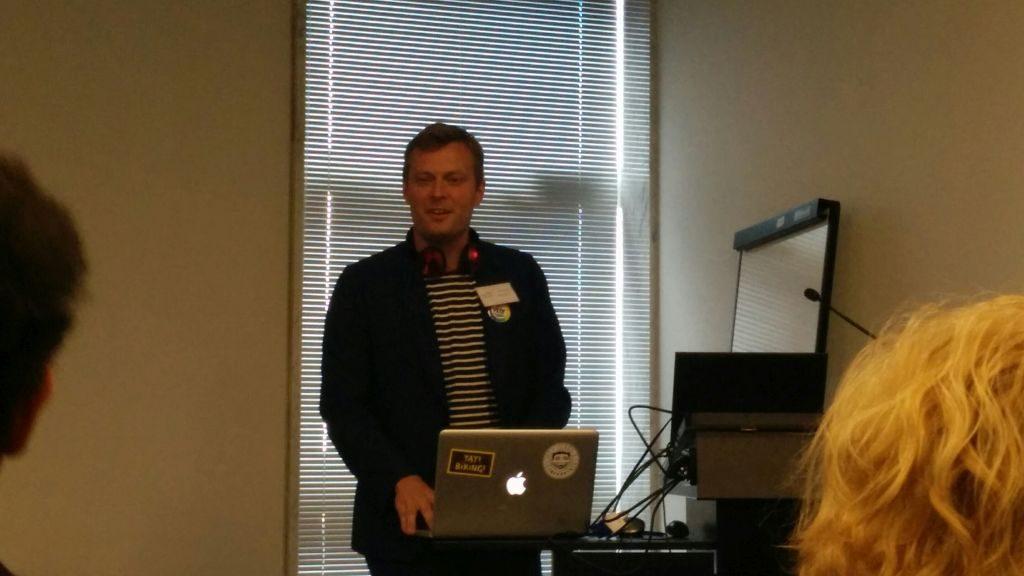 Dr Matt Finch - Keynote
