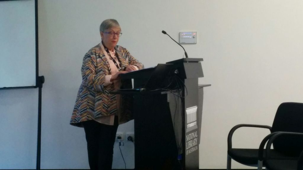 Robyn Holmes  Senior Curator - NLA